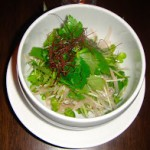 alad with Daikon Sprout,