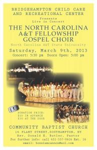 North Carolina a&amp_t Gospel_Poster_2013-1