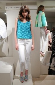 Elie Tahari - Presentation - Spring 2013 Mercedes-Benz Fashion Week