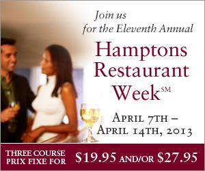 hamptons rest week