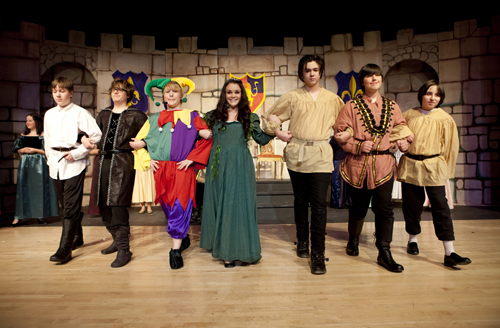 Mattituck's Once Upon a Mattress.