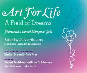 Art for Life 2013