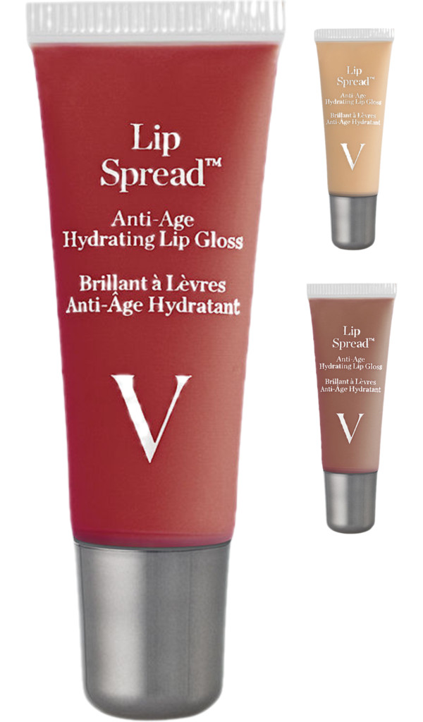 vbeaute Lip Spread Anti-Age Lip Gloss, Vixen