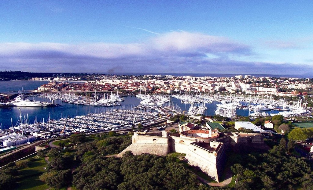 Port-Vauban-Antibes-France