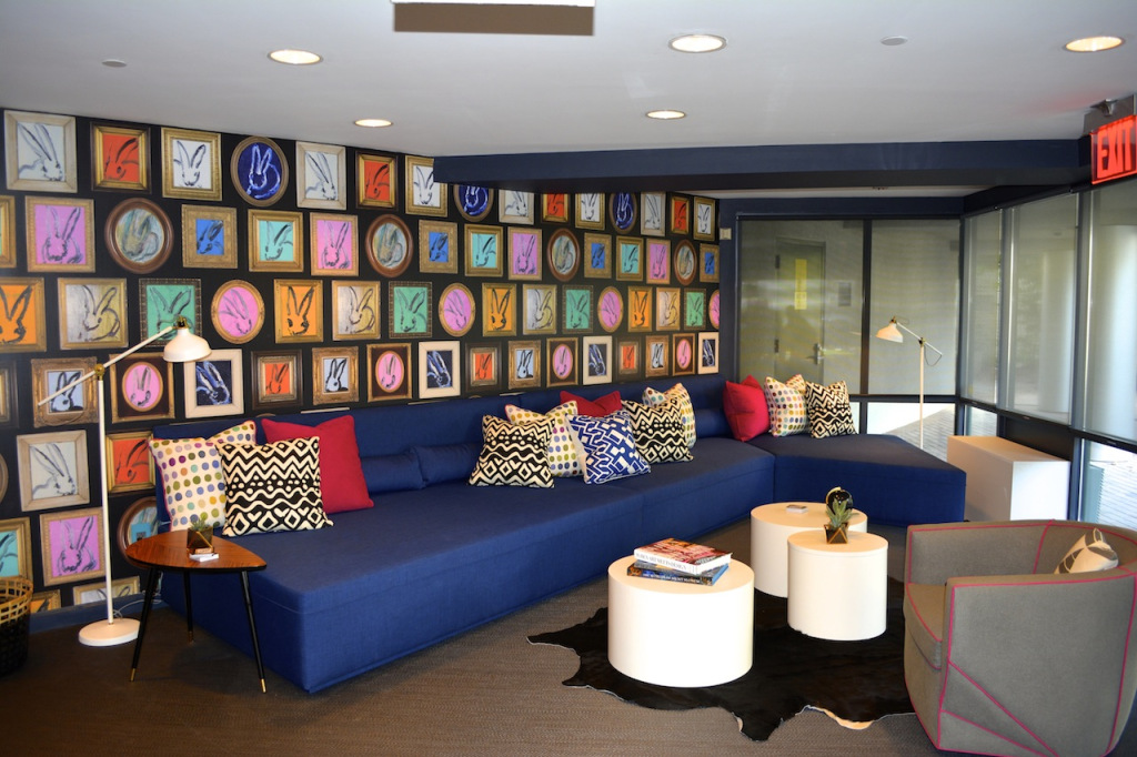 Dcdny, Young Huh,Drew McGukin Interior Designers,