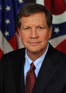 Governor_John_Kasich. .Wikipedia public domain